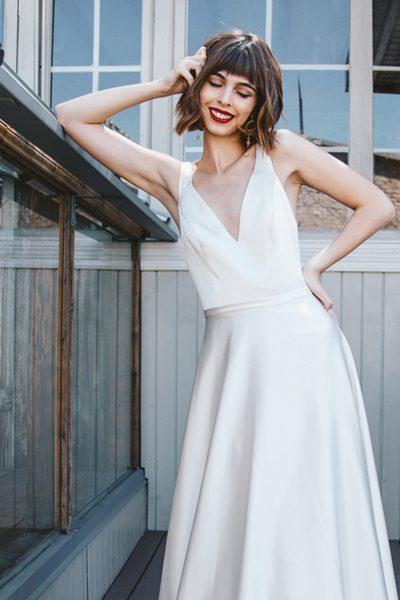 catálogo de vestidos - santo encanto