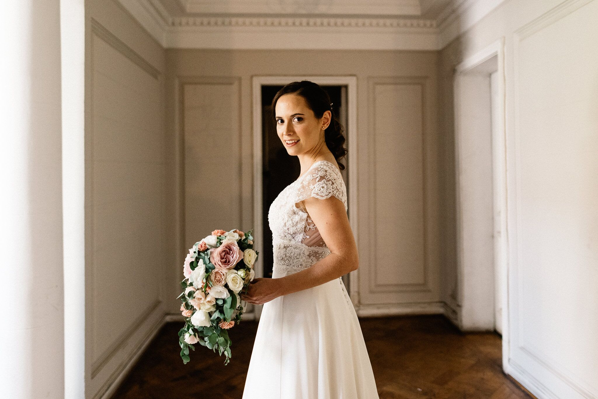 f6a92dd9f Vestidos de novia Santo Encanto. Tabita Fernandez+ · Marjorie Gallardo+